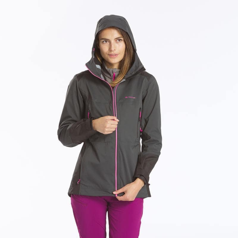 Куртка QUECHUA forclaz 900 l jacket lady (размер XS/S) - 1