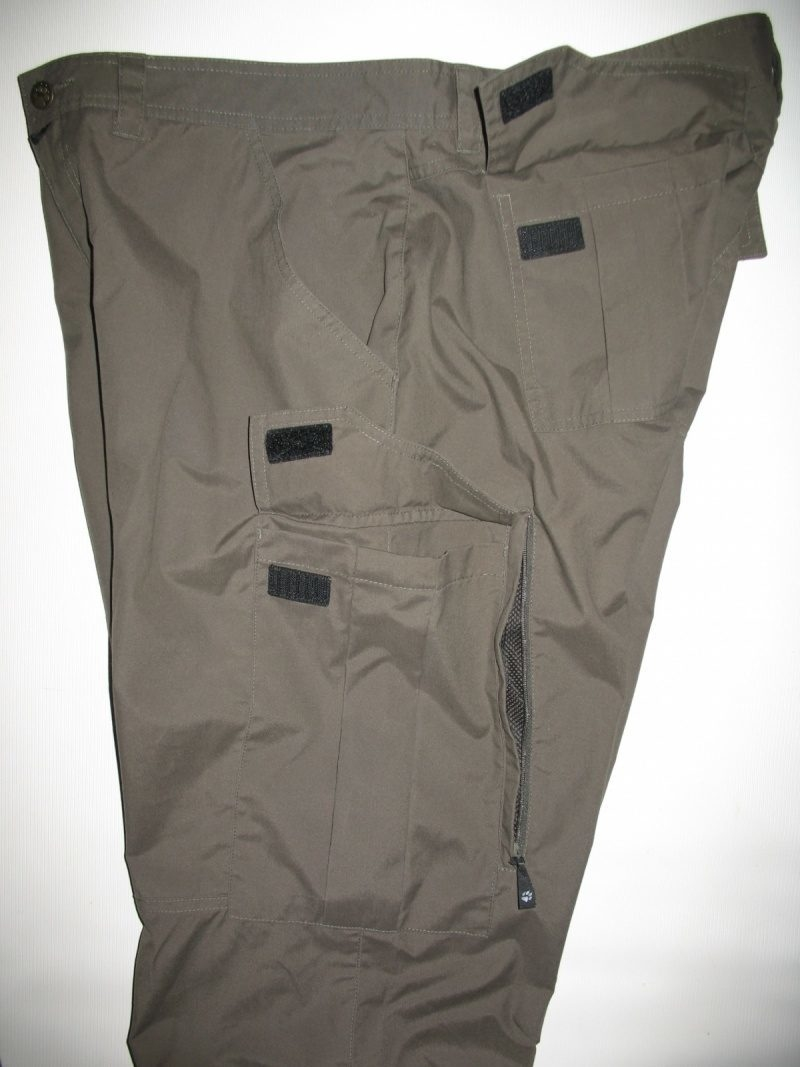 Штаны JACK WOLFSKIN Northpants Nano-Tex (размер 54-XL) - 8