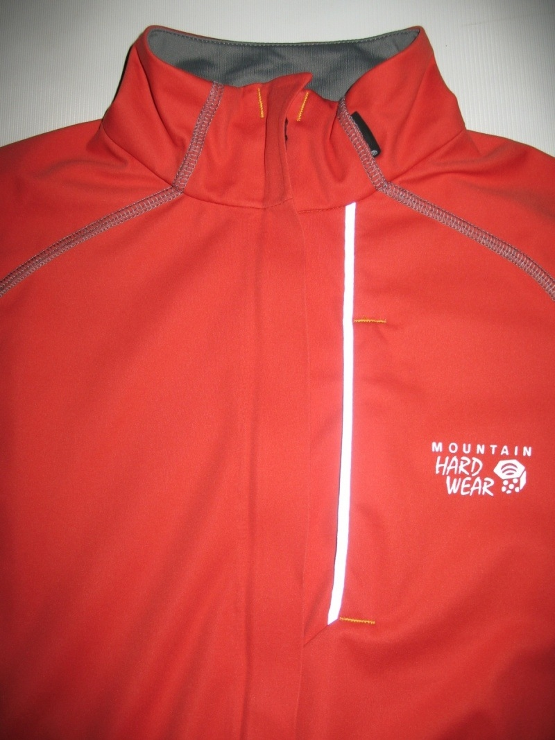 Кофта MOUNTAIN HARDWEAR DRY Q softshell jacket lady (размер M) - 3