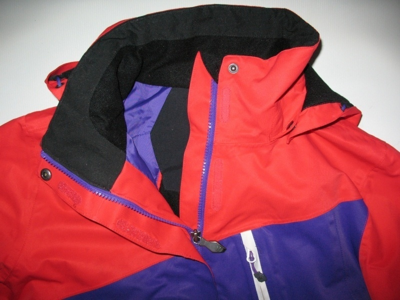 Куртка McKINLEY aquamax 5. 5 jacket lady   (размер рост 164-S/XS) - 3
