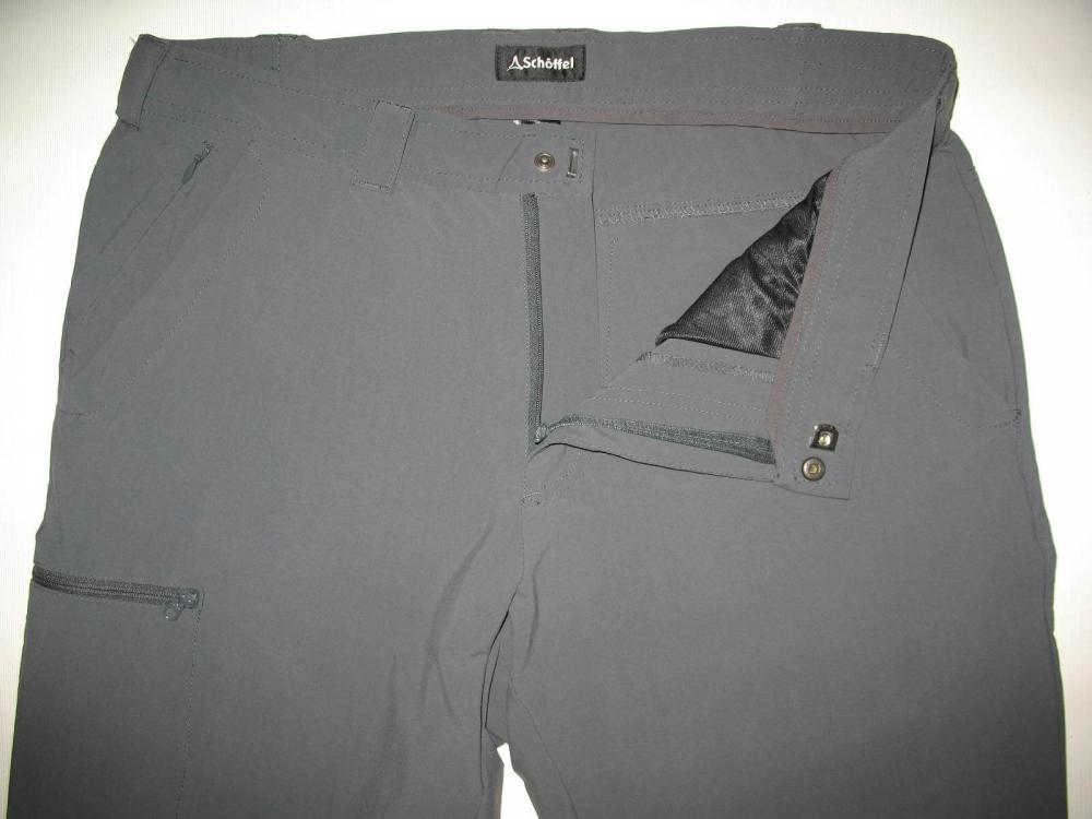 Штаны SCHOFFEL outdoor 2in1 pants (размер 50-L) - 7
