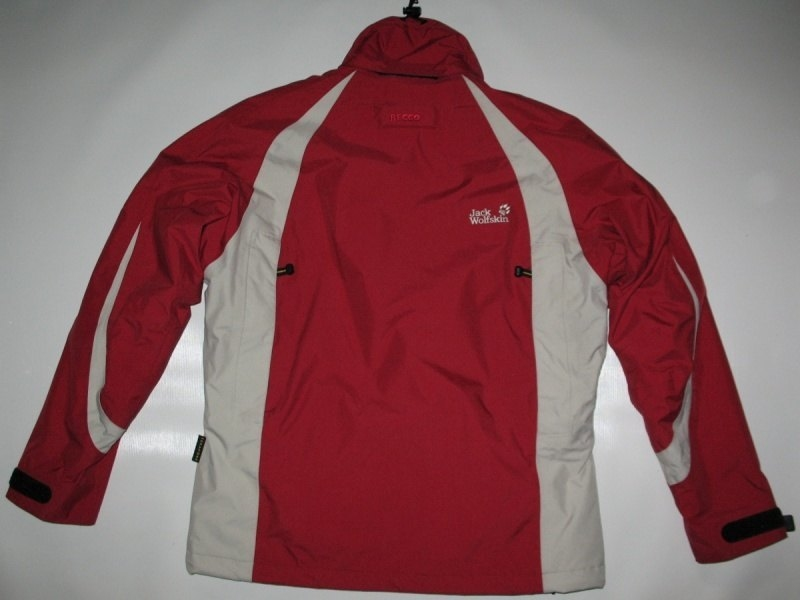 Куртка JACK WOLFSKIN TEXAPORE lady  (размер S/М) - 2
