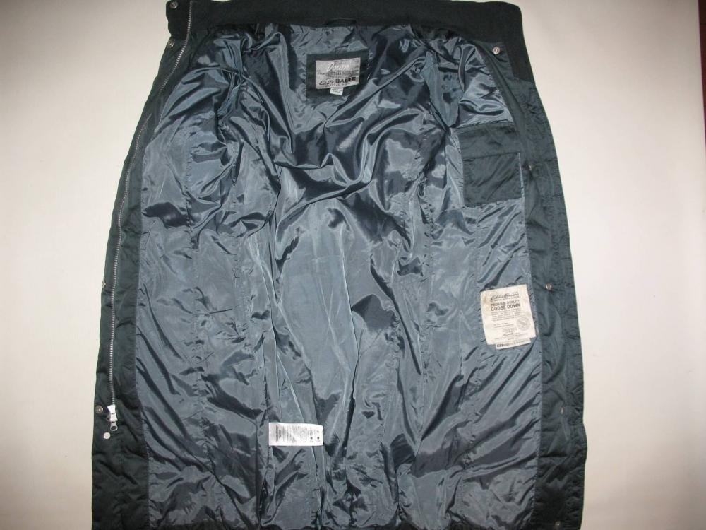 Куртка EDDIE BAUER Lodge Down Parka lady (размер SM-на рост +-170 см) - 8