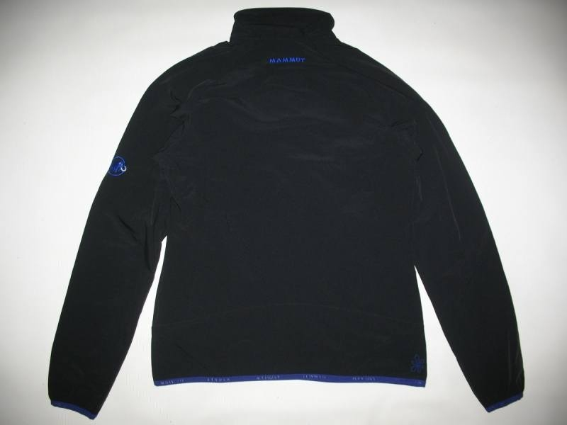 Кофта MAMMUT rundle softshell jacket lady  (размер M) - 2