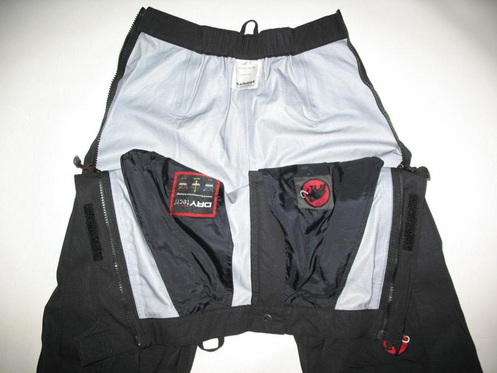 Штаны MAMMUT  waterproof  DRYtech pants (размер S) - 4