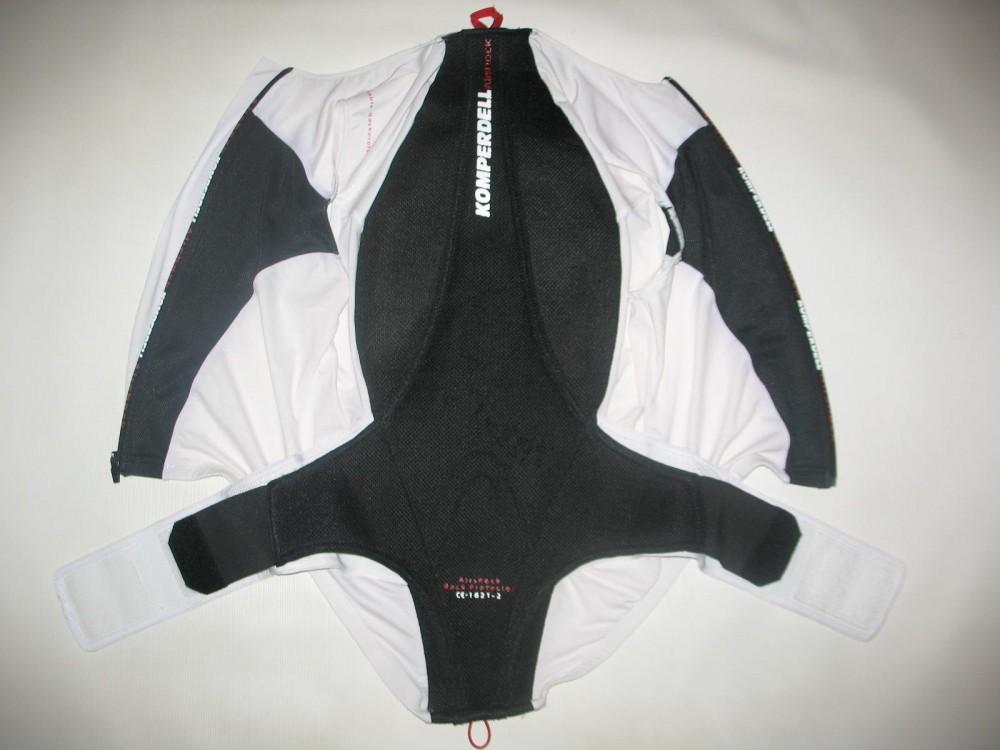 Жилет защита KOMPERDELL airshock vest back protector (размер M(на рост 170-180 см)) - 4