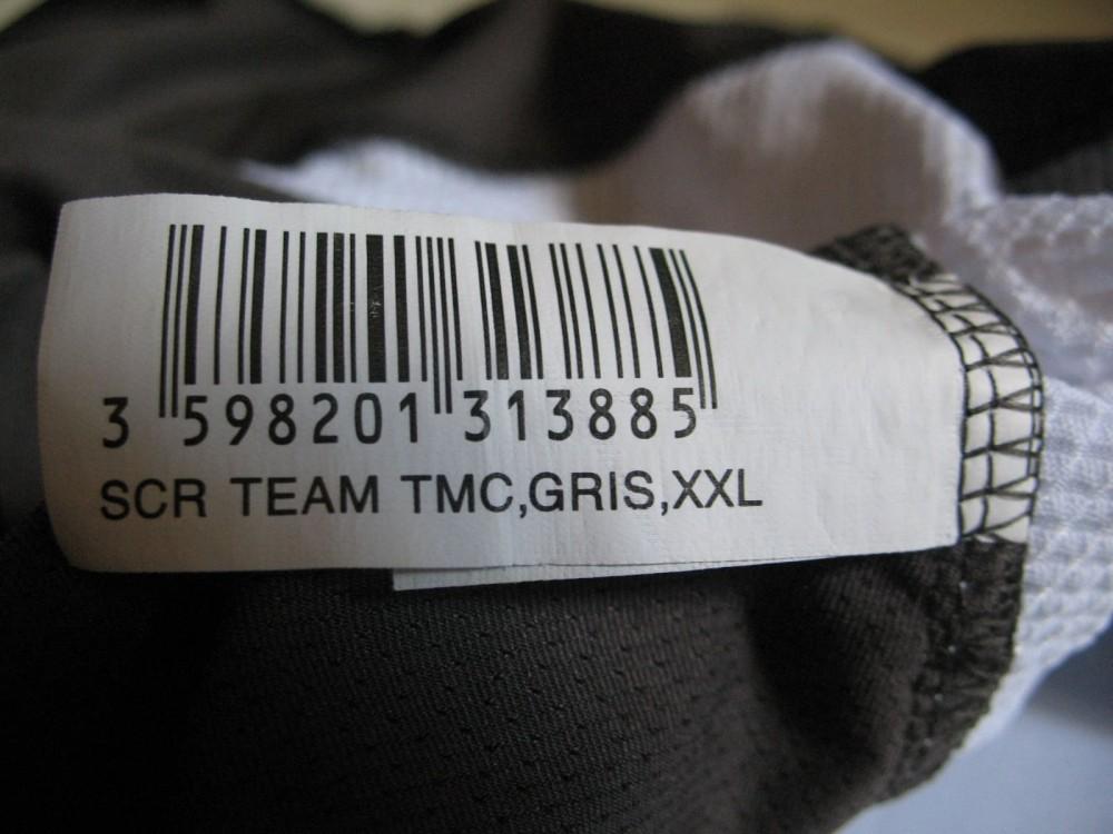 Веломайка SCRAPPER scr ultimate team jersey (размер XXL) - 5