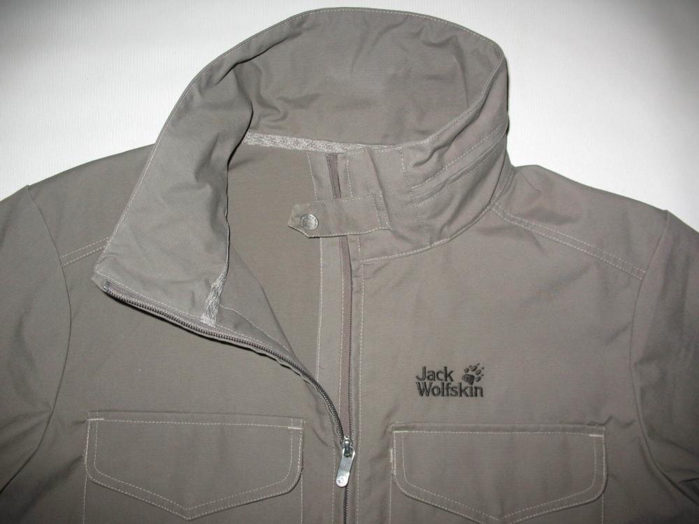 Куртка JACK WOLFSKIN atlas road jacket (размер 50-52/L-XL) - 4