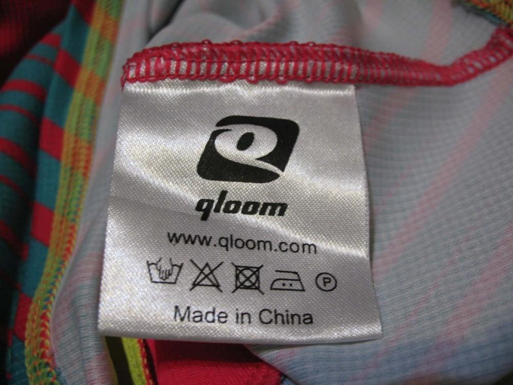 Веломайка QLOOM bike run jersey lady (размер 164см/S-XS) - 3