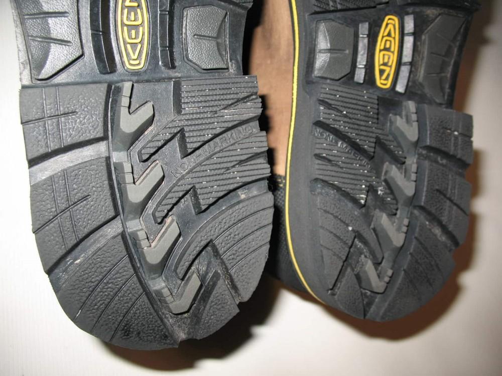 Ботинки KEEN milwaukee waterproof boots (размер US8/UK7/EU41(на стопу 260 mm)) - 11