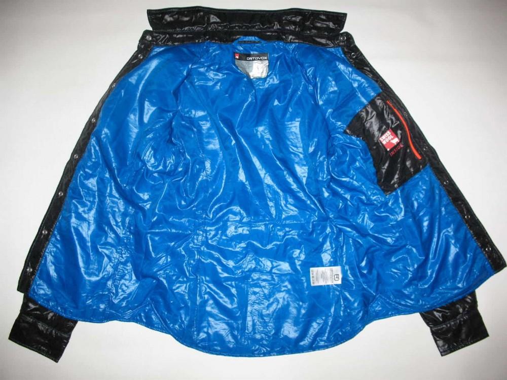 Куртка ORTOVOX swisswool shirt outdoor jacket lady (размер L) - 3