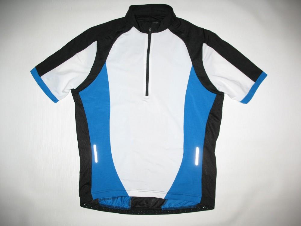 Веломайка CRANE cycling jersey (размер 50-L) - 1