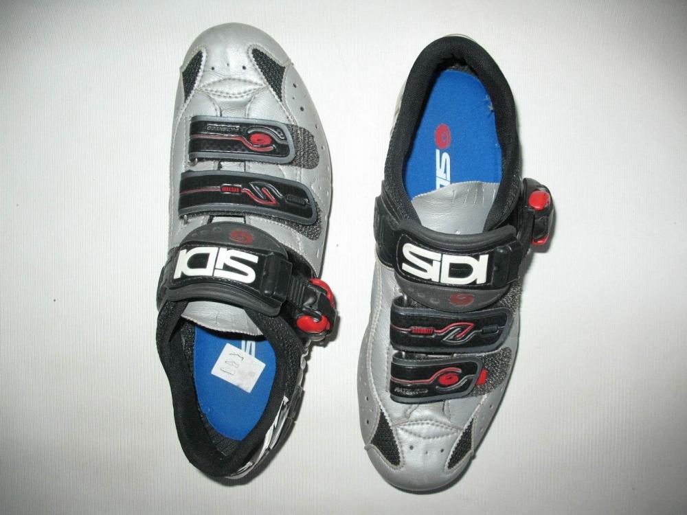 Велотуфли SIDI mtb shoes (размер EU41(на стопу 255mm)) - 5