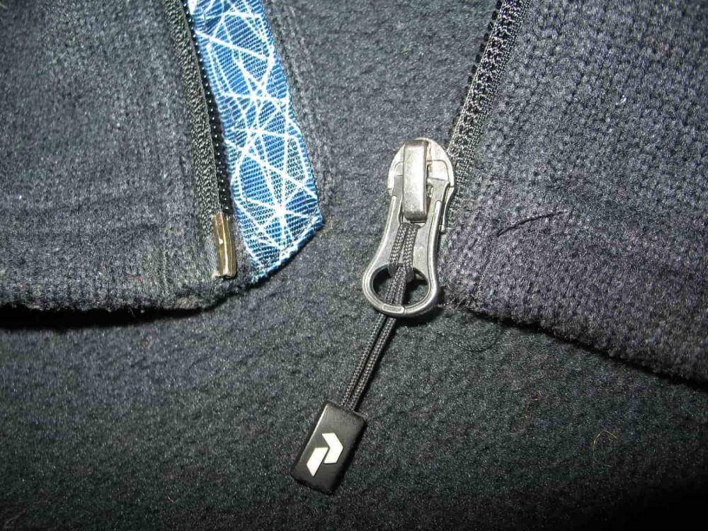 Кофта PEAK PERFOMANCE tebulos fleece hoody (размер XL) - 7