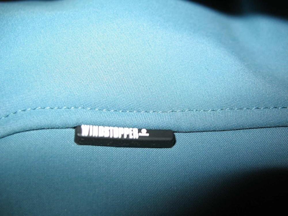 Куртка HAGLOFS jaw softshell jacket lady (размер M) - 8