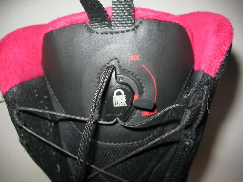 Ботинки SALOMON pearl boa snowboard boots (размер US10/UK8,5/EU42,5(на стопу до 270mm)) - 10