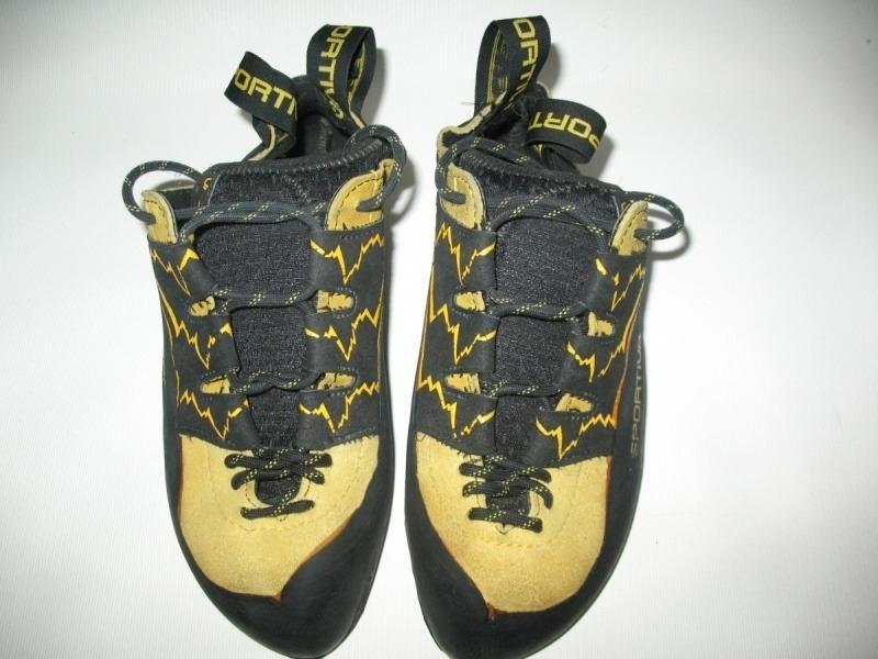 Скальные туфли LA SPORTIVA katana lace  (размер EU39;USm6, 5;USw7, 5(на стопу 250 мм)) - 4