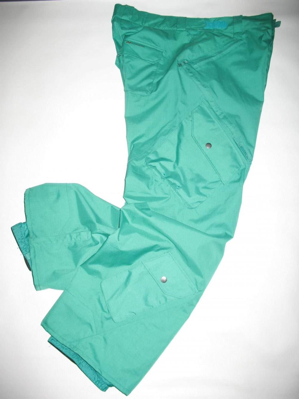 Штаны FOURSQUARE q snowboard pants (размер XL) - 4