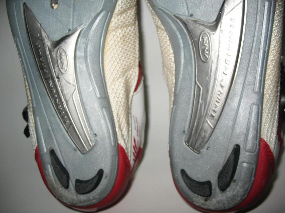 Велотуфли NORTHWAVE revenge road shoes (размер EU41(на стопу до 260 mm)) - 7