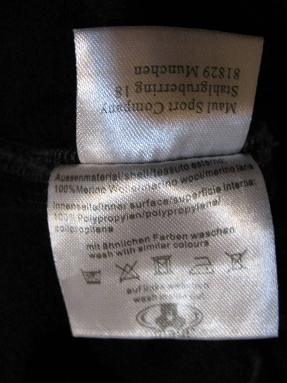 Термобелье MAUL merino jersey (размер 58-XXL) - 3