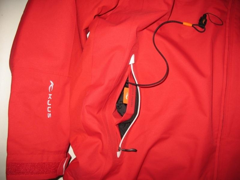 Куртка KJUS 20/20 ski jacket  (размер 54/XL, на рост до 178см) - 7