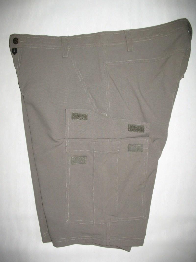 Шорты JACK WOLFSKIN rock shorts (размер 54-XL/XXL) - 10