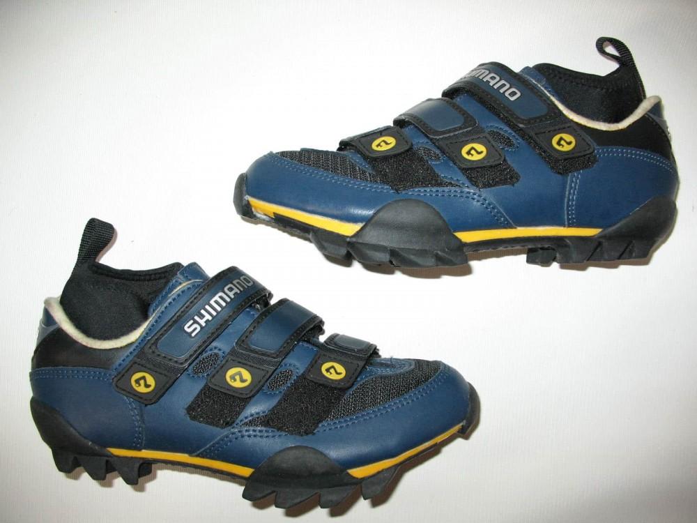 Велотуфли SHIMANO SH-M150 mtb shoes (размер UK5,5/EU38,5(на стопу до 240 mm)) - 2