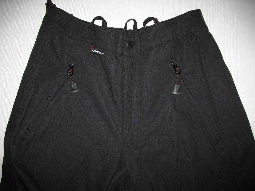 Штаны MAMMUT  waterproof  DRYtech pants (размер S) - 5