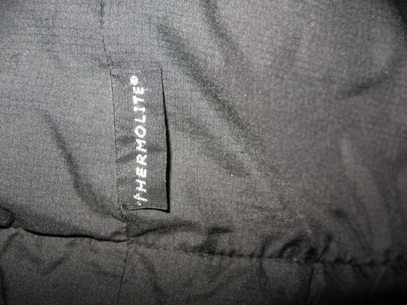 Куртка  HAGLOFS Barrier jacket  (размер  XL/XXL) - 6