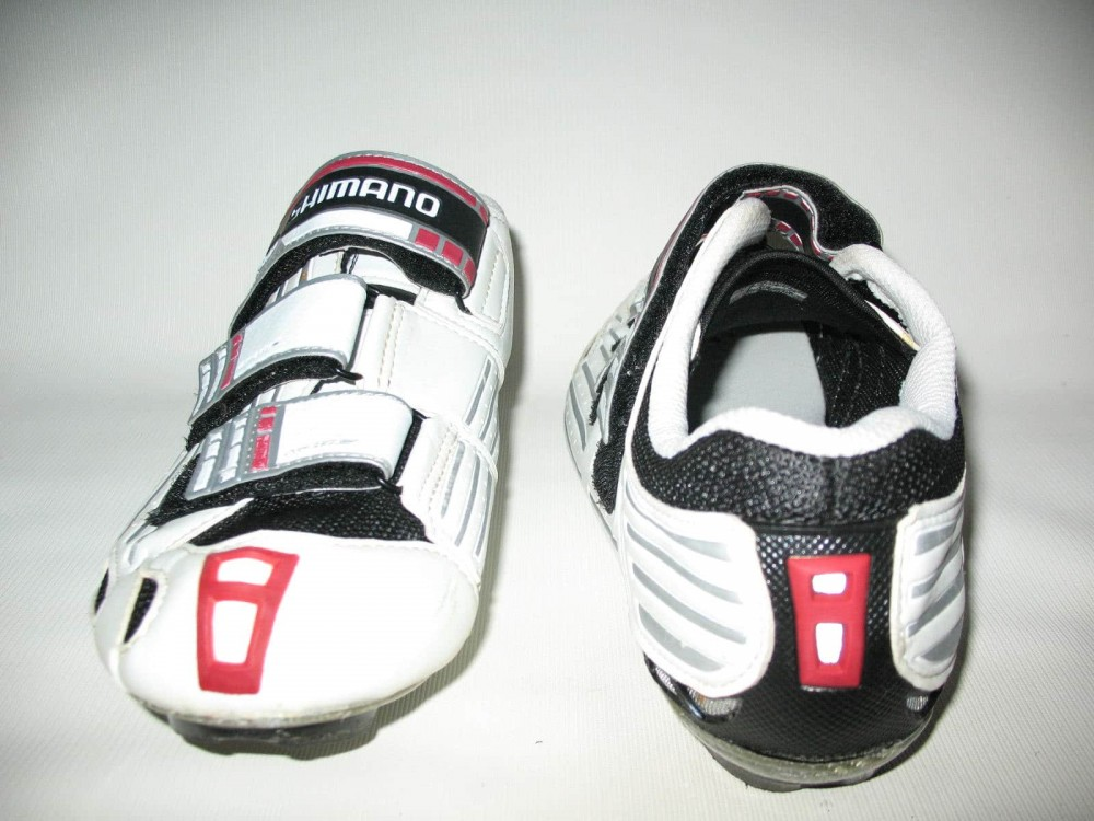 Велотуфли SHIMANO sh-r099 road shoes (размер US10,5/EU45(на стопу 285 mm)) - 3