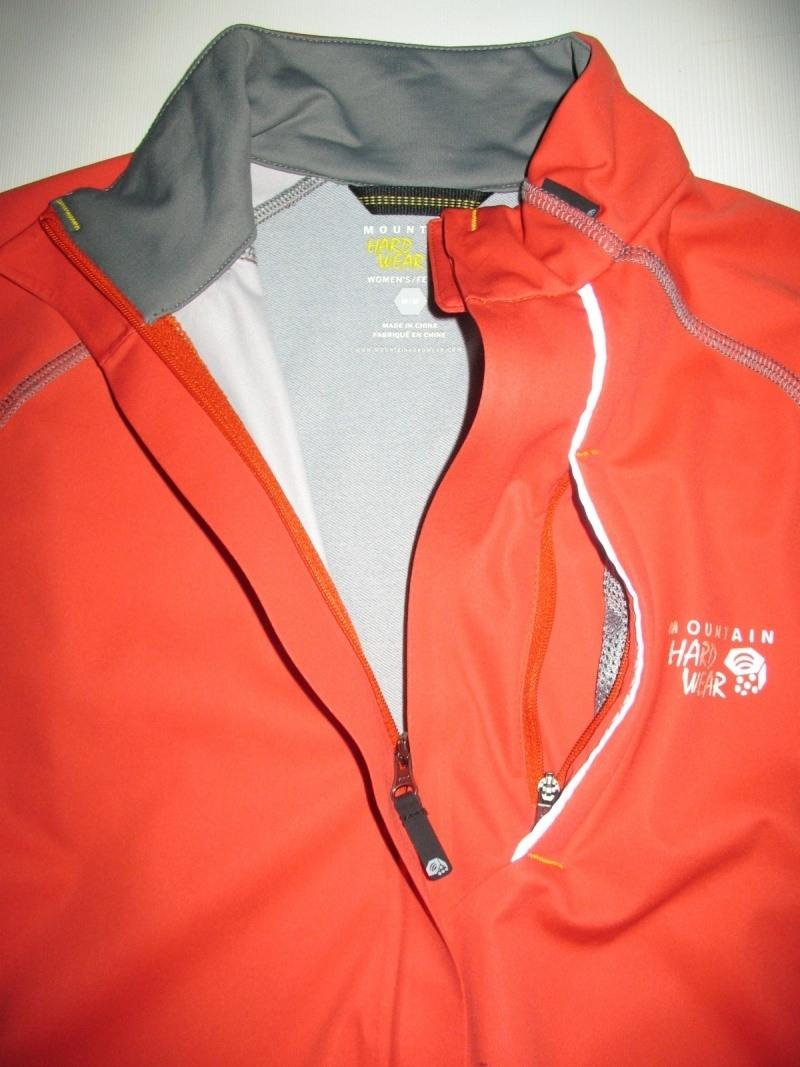 Кофта MOUNTAIN HARDWEAR DRY Q softshell jacket lady (размер M) - 5