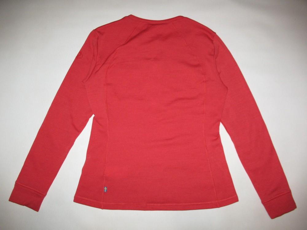 Кофта FJALLRAVEN abisko half zip lady (размер L) - 2