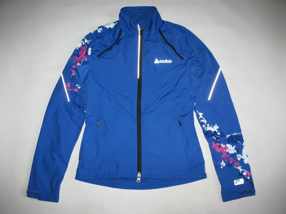 Куртка ODLO source jacket lady (размер XS/S) - 1