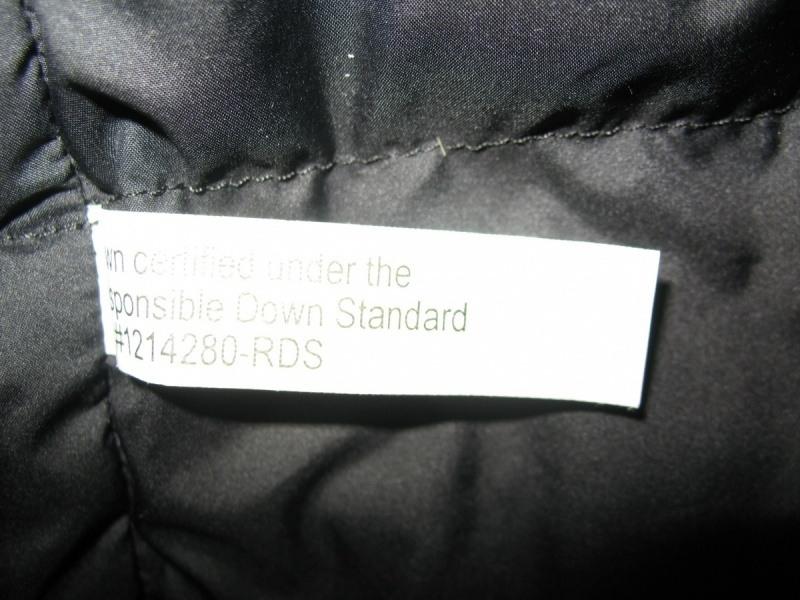 Жилет THE NORTH FACE Aconcagua Down Vest (размер XXL) - 15