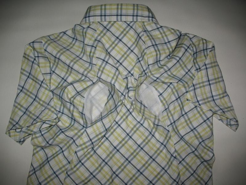 Рубашка ODLO shirt lady  (размер L/M) - 5