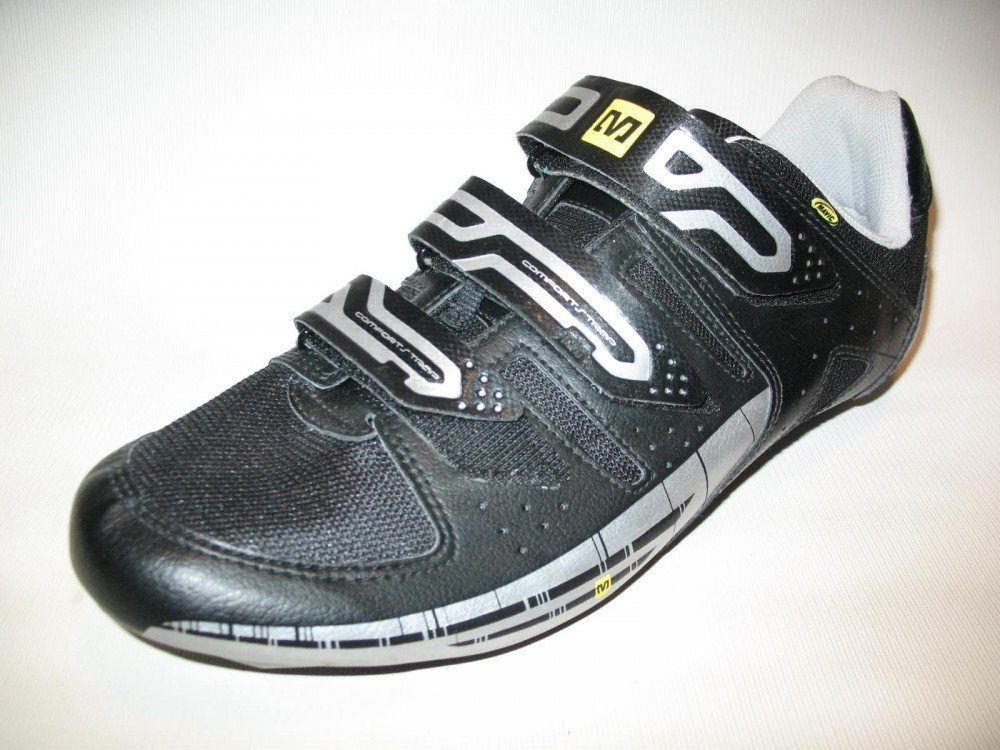 Велотуфли MAVIC peloton road shoes (размер US10/UK9,5/EU44(на стопу 280 mm)) - 2