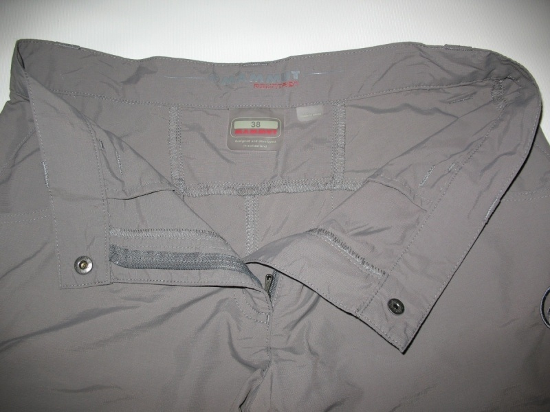 Шорты MAMMUT Niala 3/4 Pants lady  (размер 38/M) - 4