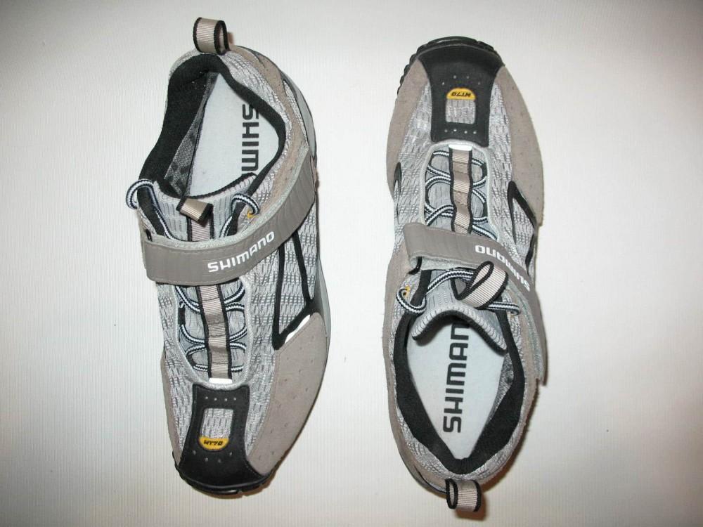 Велотуфли SHIMANO sh-mt70 GTX shoes (размер US10,5;EU45(на стопу до 285 mm)) - 7