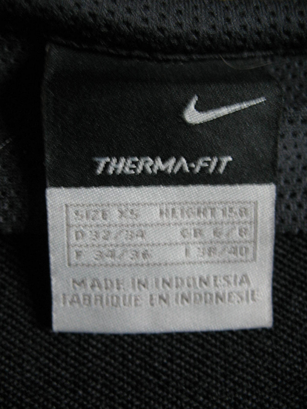 Кофта NIKE therma fit fleece jersey lady (размер XS(реально S/M)) - 3