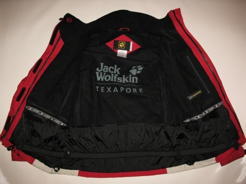 Куртка JACK WOLFSKIN TEXAPORE lady  (размер S/М) - 8