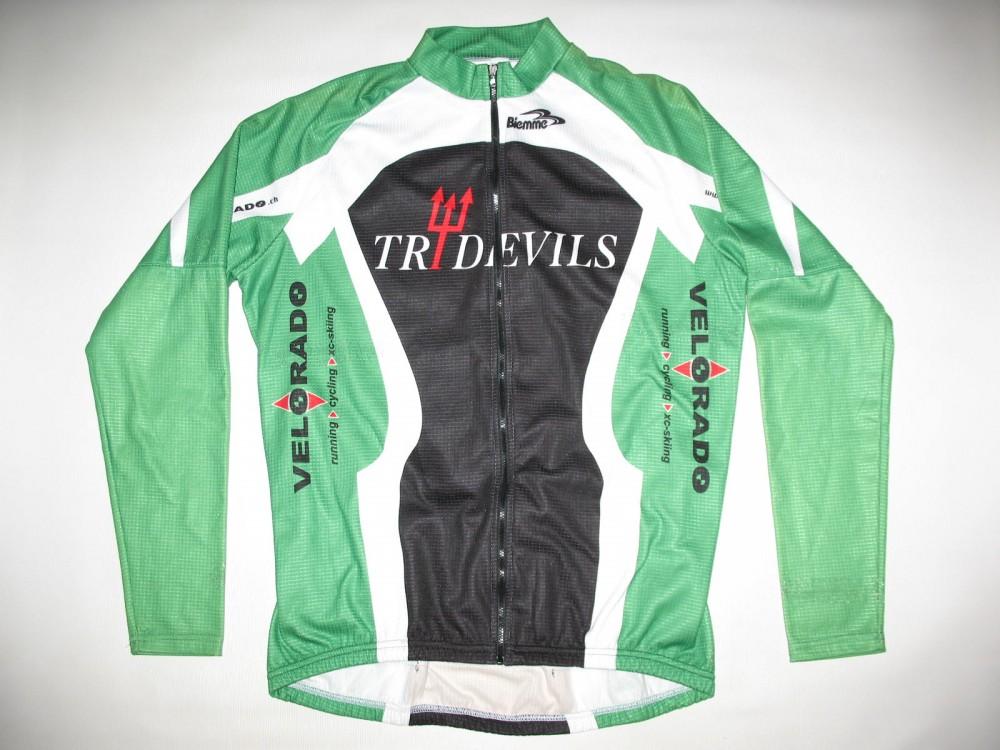 Велокуртка  BIEMME tridevils (размер 6-XXL) - 10