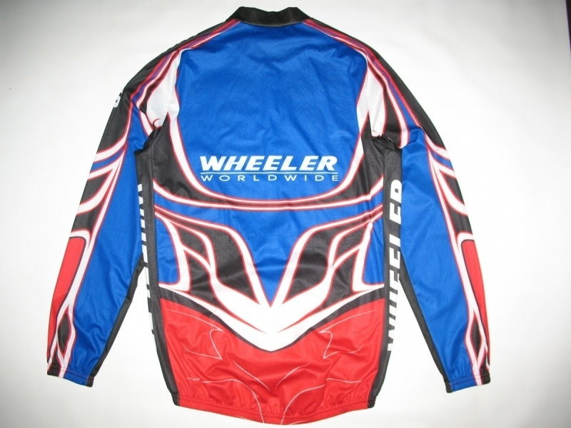 Велокуртка CUORE wheeler jacket (размер L/XL) - 1