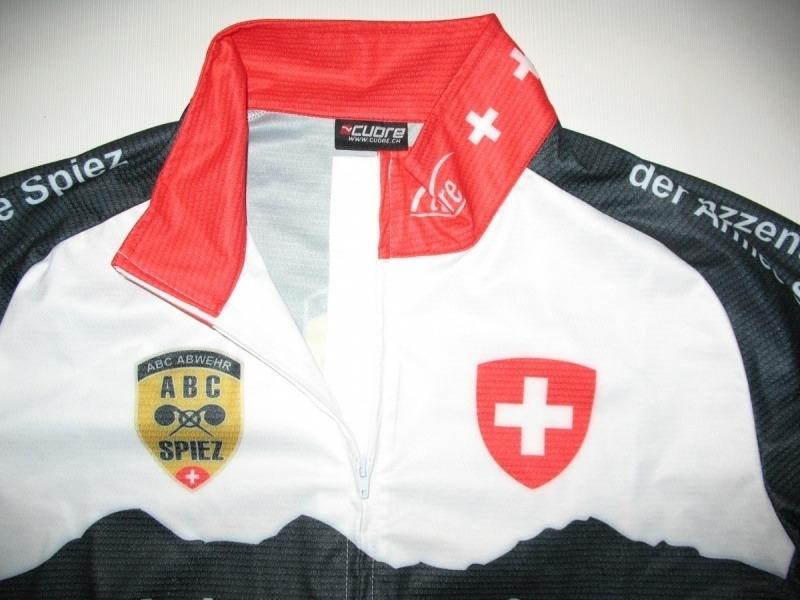 Велокуртка CUORE mountain warriors windtex jacket  (размер M) - 2