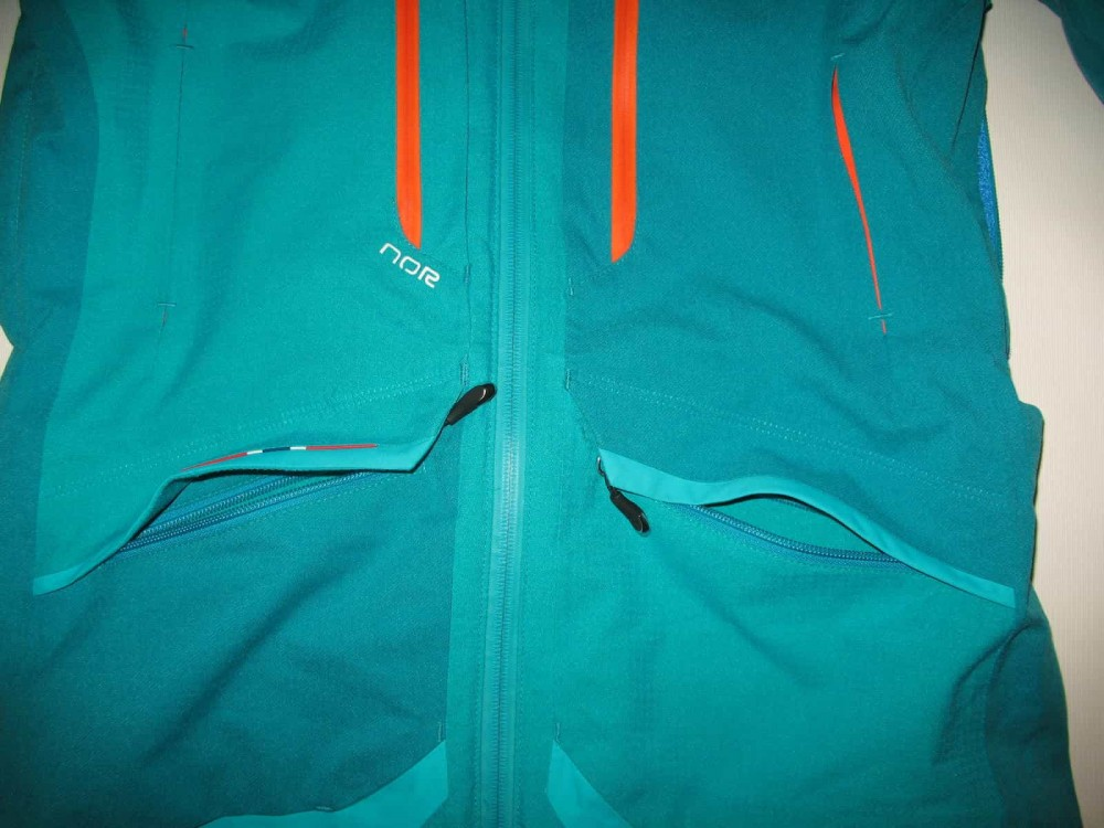 Куртка PHENIX Norway Alpine Team jacket lady (размер 38-S/M) - 10