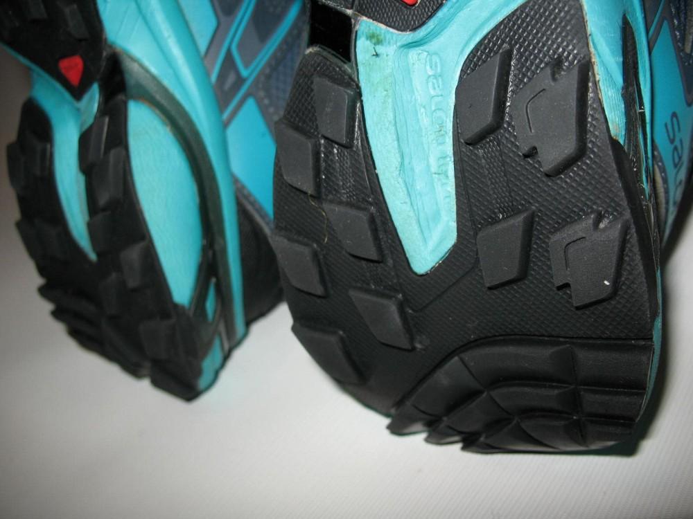 Ботинки SALOMON X chase GTX mid (размер UK5/US6,5/EU38,5(на стопу  235 mm)) - 13