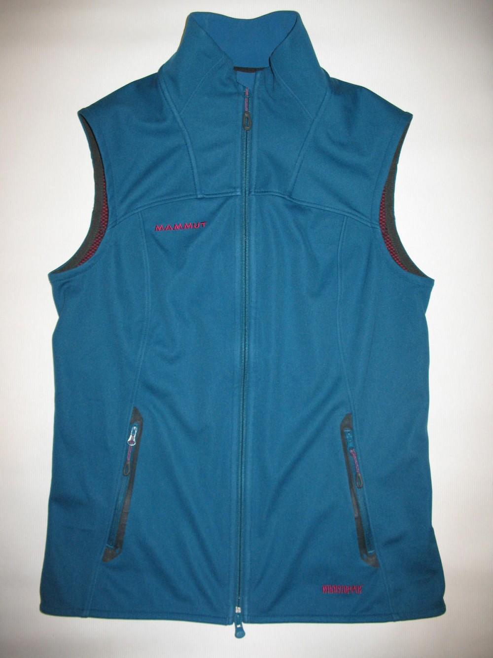 Жилет MAMMUT ultimate SO vest lady (размер M) - 1