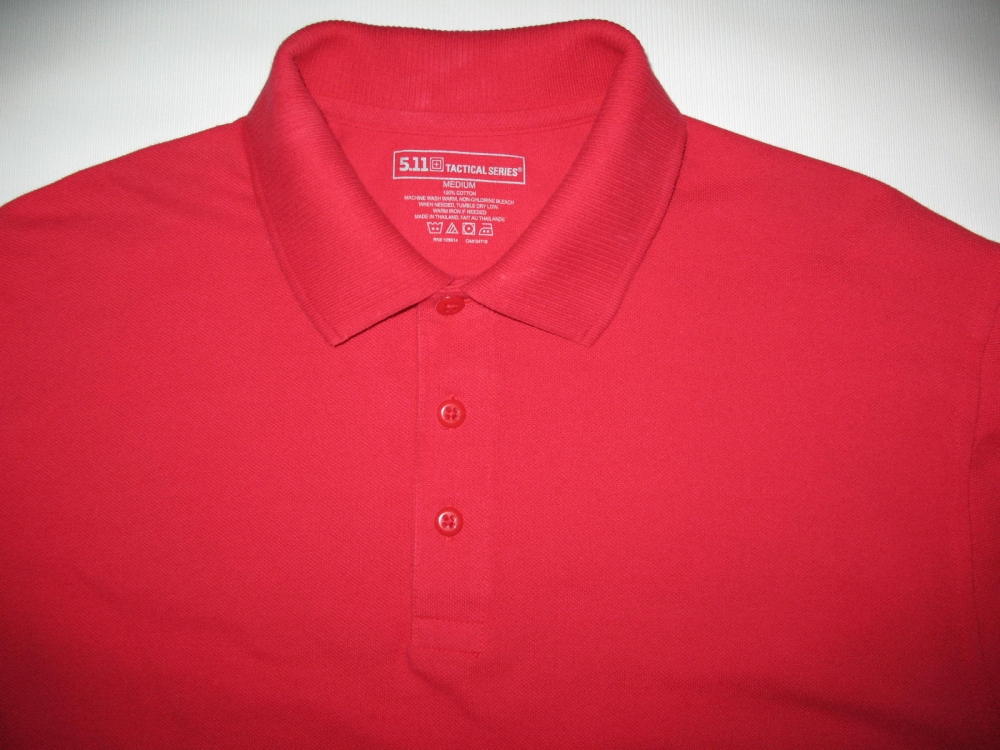 Свитер 5.11 tactical professional long sleeve polo jersey (размер М) - 5