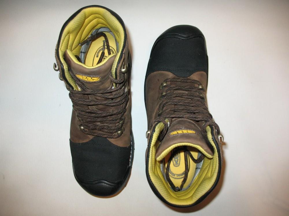 Ботинки KEEN milwaukee waterproof boots (размер US8/UK7/EU41(на стопу 260 mm)) - 7
