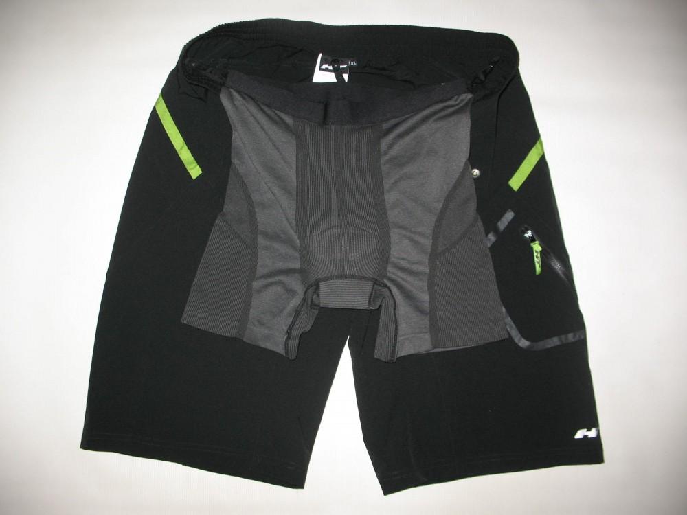 Велошорты HT trail bike shorts (размер L) - 2