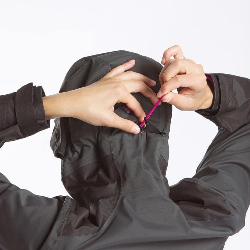 Куртка QUECHUA forclaz 900 l jacket lady (размер XS/S) - 3